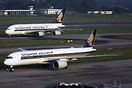 A sizeable proportion of Singapore Airlines' longhaul fleet is supplie...