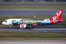 This livery promotes the attractions of the Malaysian state of Terengg...