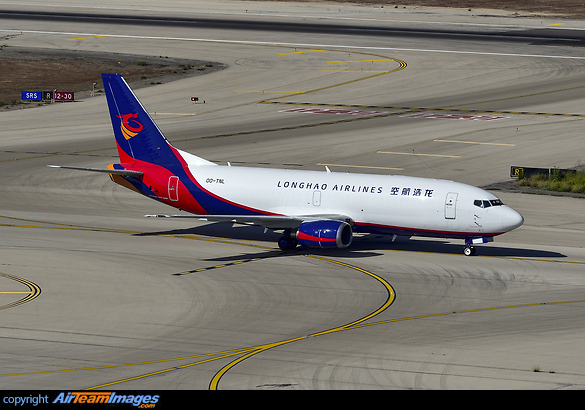 Boeing 737-34S(BDSF)