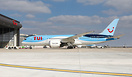 "Second 788 for TUI Belgium delivered end March still registered ""G-TUI..."
