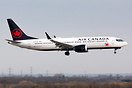 Effective from 4th April 2018 Air Canada has replaced its Boeing 767 w...