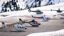 Courchevel Helipad