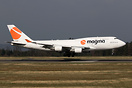 Sporting the Magma Aviation livery and operated by Air Atlanta Iceland...