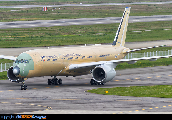 Airbus A350 941 Ulr 9v Sge Aircraft Pictures Amp Photos