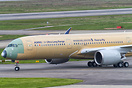 First Ultra Long Range Airbus A350 for Singapore Airlines
