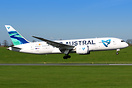 An airline not usually seen in the UK, Air Austral's Boeing 787-8, F-O...