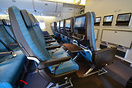 Cathay Pacific has finally entered the age of 3-4-3 Economy Class seat...