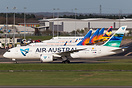 A nice visitor to Birmingham is this Air Austral 787 which is visiting...