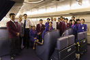 Thai Airways Crew Members