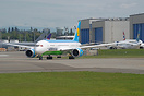 Uzbekistan Airways third 787-8