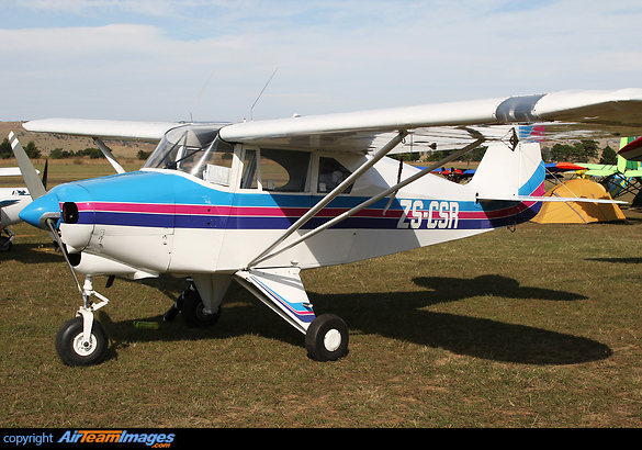 Piper PA-22 Tri Pacer (ZS-CSR) Aircraft Pictures & Photos
