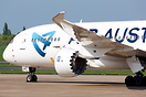 Air Austral B787-8 F-OLRC is undergoing maintenance by Monarch Aircraf...