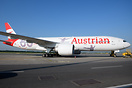Additional Boeing 777-200 and new livery for Austrian