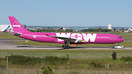 First Airbus A330 neo for WOW Air