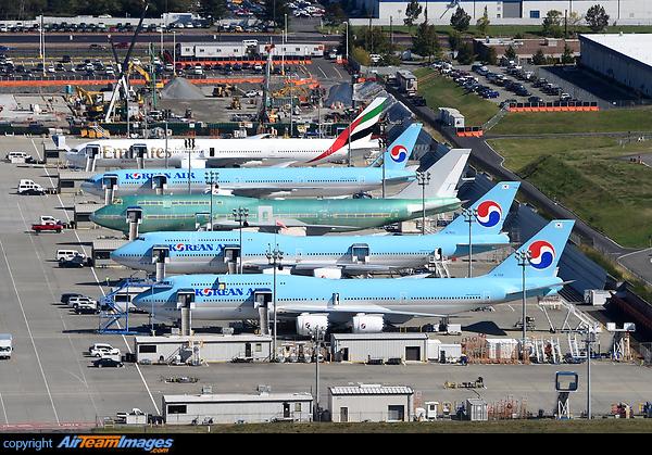 Boeing Everett - AirTeamImages com