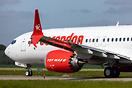 First 737-8 MAX for Corendon Airlines
