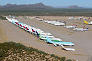 Pinal Airpark Aircraft Storage