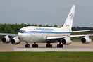Technical flight to Zhukovsky Airport after ten years of storage at Do...