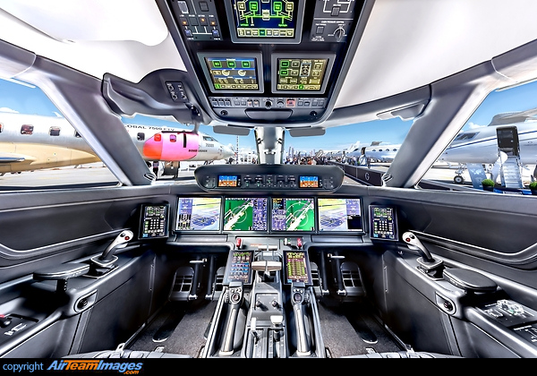 Gulfstream G500 (N505GD) Aircraft Pictures & Photos - AirTeamImages.com