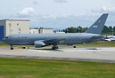 USAF latest KC-46 tanker going through flight test