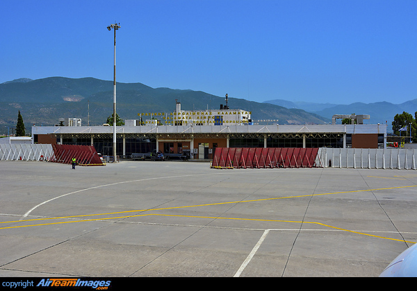 Kalamata International Airport