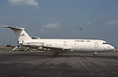 This was the only BAC-111 built as a freighter,