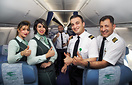 Iraqi Airways Crew Members