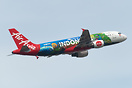 "Another new special livery from Indonesia AirAsia, ""COLOURS OF INDONES..."