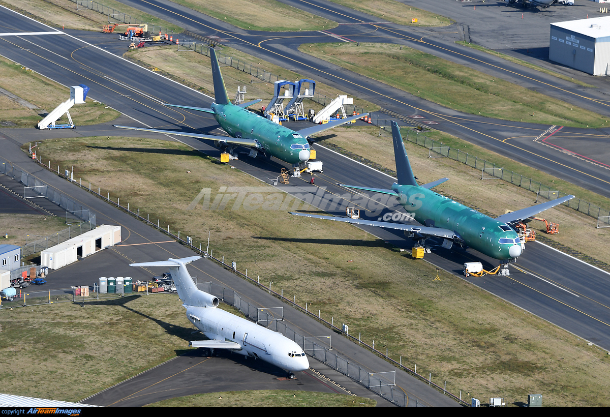 Boeing Everett - Large Preview - AirTeamImages com
