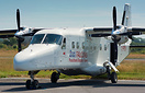 The aircraft is provided by Canadian operator Summit Air under contact...