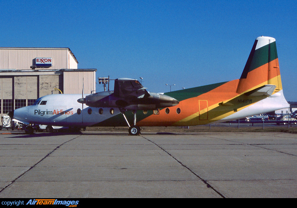 Fokker F27-100 Friendship