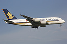 Singapore Airlines' newest (and penultimate) Airbus A380 is now in ser...