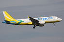 From a very attractive original livery, Cebu Pacific has applied an ev...