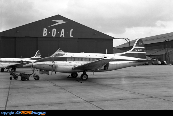de Havilland DH104 Dove 6