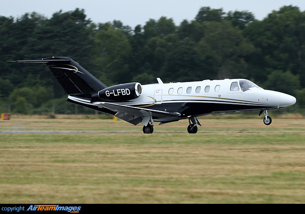 Cessna 525A CitationJet 2+