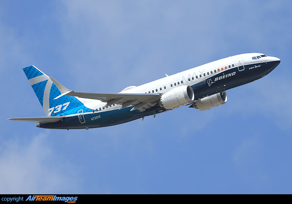 Boeing 737-7 MAX