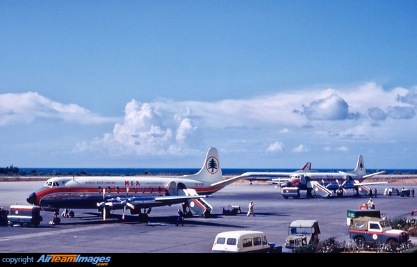 Vickers 754 Viscount