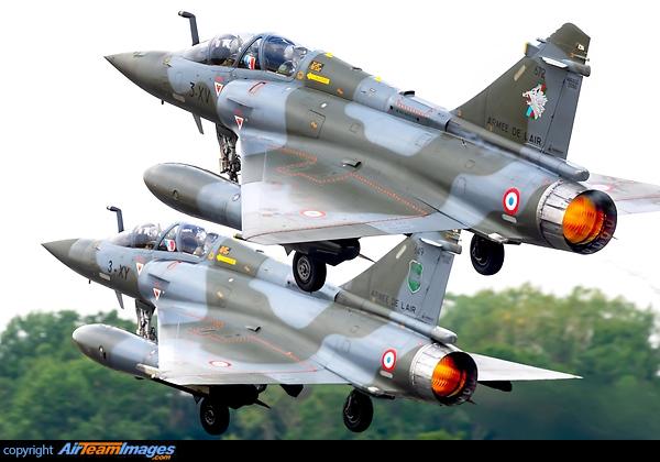 Dassault Mirage 2000D (672) Aircraft Pictures & Photos