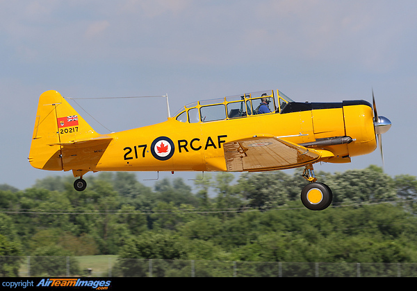 North American T-6G Harvard IV