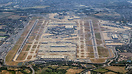 A superb overview of London Heathrow Airport from 5000ft whilst being ...