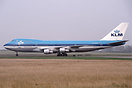 KLm's first ever Boeing 747