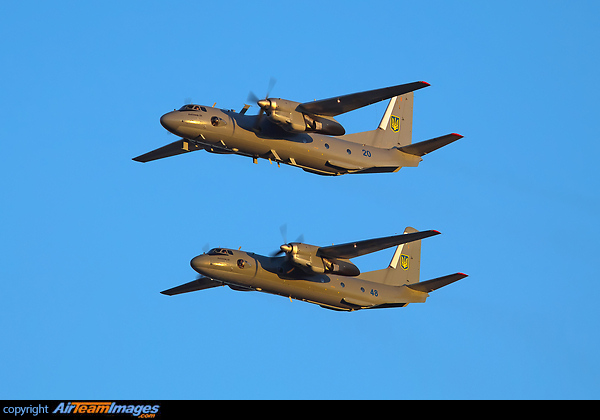Antonov An-26RT