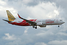 Air India Express latest Boeing 737 with its tail featuring different ...