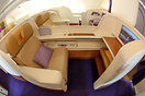 Royal First Class of Thai Airways Airbus A380-800