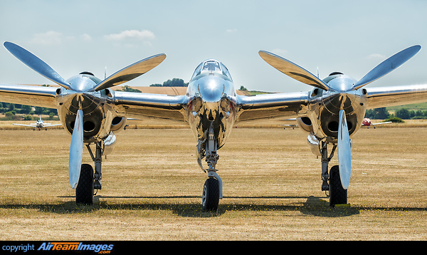 Lockheed P-38L Lightning