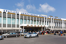 Terminal building of Heraklion airport