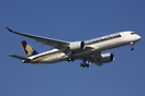 Singapore Airlines is the first customer to received the A350-900ULR t...