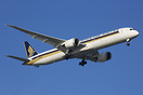 By end September 2018, Singapore Airlines has taken delivery of six B7...