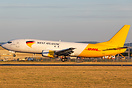 Hybrid West Atlantic / DHL livery