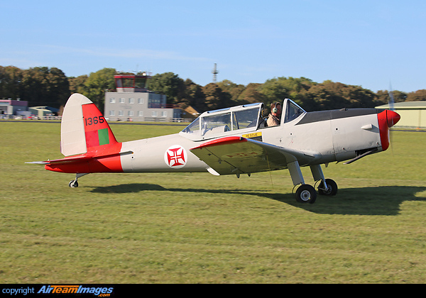 de Havilland Chipmunk T.10